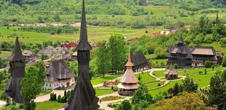 Wooden churches of Maramureș