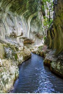 Spectacular Banitei Gorges